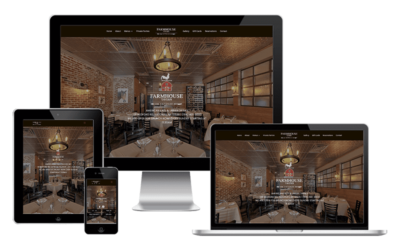 Katonah Restaurant Web Design